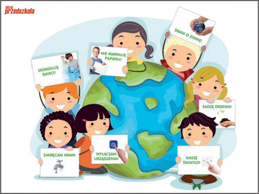 Ekologiczne dzieciaki - Przedszkole nr 41